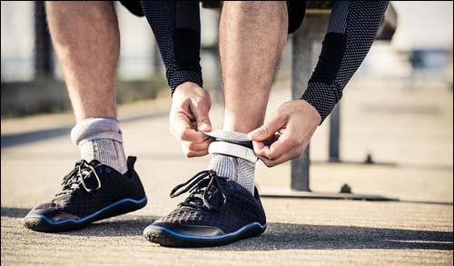 Sensoria跑步袜